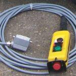 Kabelfernbedienung