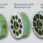 Rotor-Typen