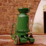 Spritzmaschine Typ EKS
