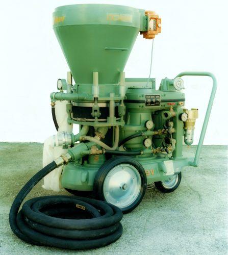 Spritzmaschine RON